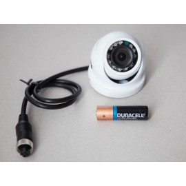 iCustodian® iC-CAM11V-AHD Vehicle CCTV Dome Camera
