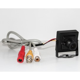 iCustodian® iC-CAM5V with MIC CCTV Camera