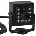 iCustodian® iC-CAM13V-AHD Vehicle CCTV Camera