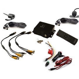 iCustodian® iC5500MDVR Hybrid SD Mobile DVR KIT