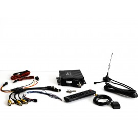 iCustodian® iC5900MDVR Hybrid GPS WiFi Dual SD Mini Mobile DVR