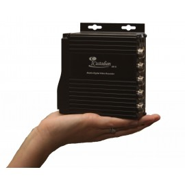 iCustodian® iC5800MDVR GPS Hybrid Dual SD Mini Mobile DVR