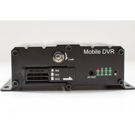 iCustodian® iC6500MDVR Hybrid Dual SD Mini Mobile DVR 1TB (512GB X2)