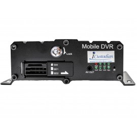 iCustodian® iC6800MDVR GPS Hybrid Dual SD Mini Mobile DVR 1TB (512GB X2)