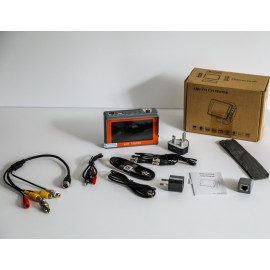 "4.3"" LCD CCTV Camera Tester kit. AHD TVL"