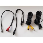 iCustodian® iC-MIC1 High Sensitivity CCTV Mic + Cables